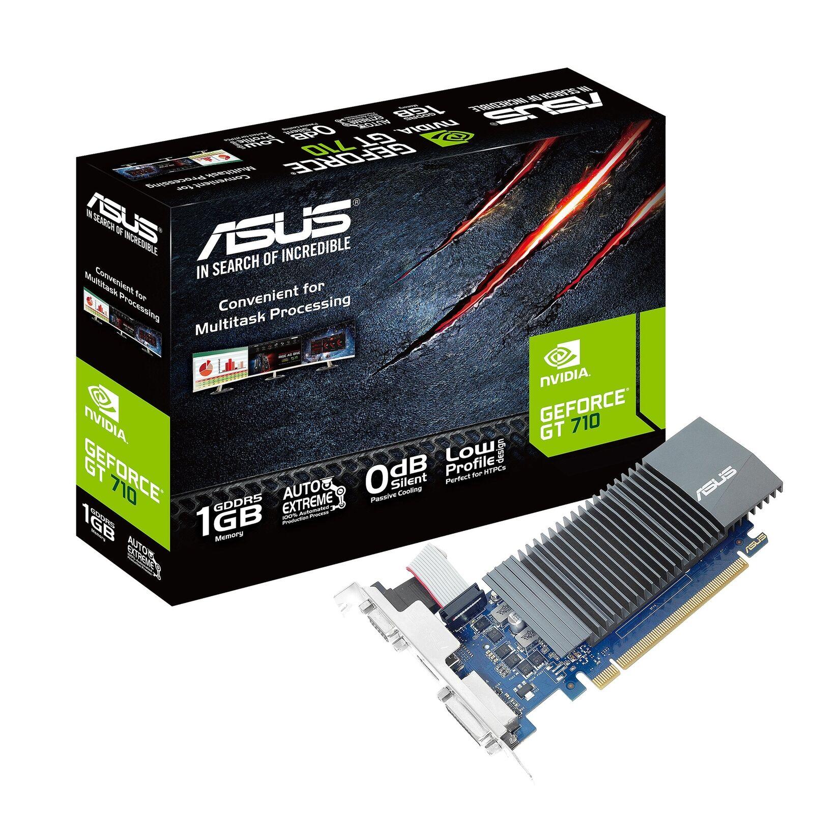 Asus GeForce GT 710 GT710-SL-1GD5 video card