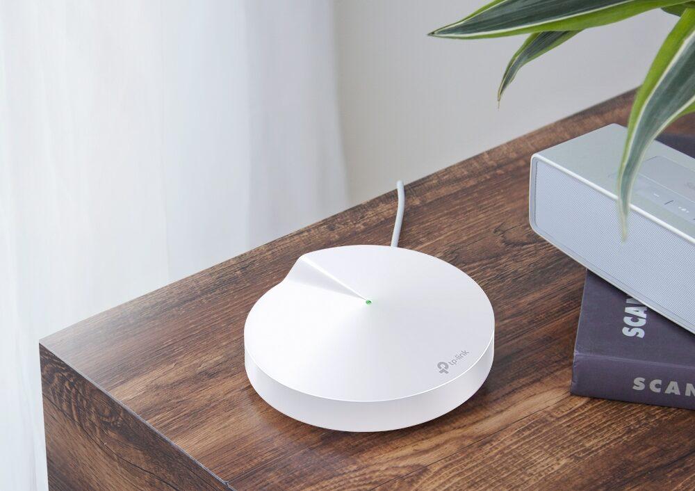 TP-Link Deco M5 wifi router